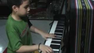 Chopin - Fantasie Impromptu Op.66 - Enzo @10 yrs old