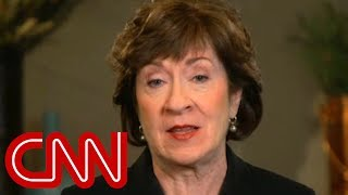 Collins 'surprised' by Kavanaugh accusation - CNN