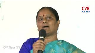 Konda Surekha Slams KTR For Denying Ticket  | CVR NEWS - CVRNEWSOFFICIAL