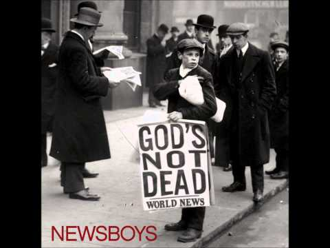 God's Not Dead (Like A Lion) by Newsboys HQ Lyrics NEW 1080p HD