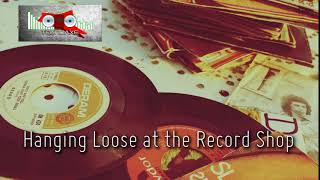 Royalty Free :Hanging Loose at the Record Shop