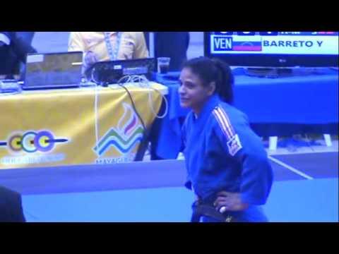 Boricuas judokas en los Centroamericanos