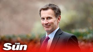 Jeremy Hunt makes Brexit announcement from Berlin (LIVE) - THESUNNEWSPAPER