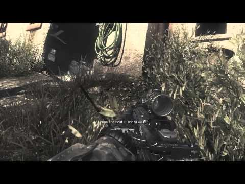 [PS4] Call of Duty Ghosts - Veteran Campaign - Part 2