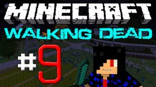 Minecraft: The Walking Dead Survival! Episode 9 - Broken Bodies