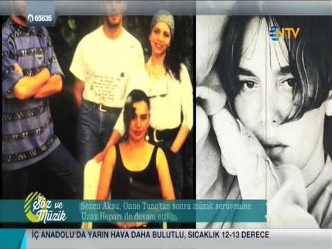 NTV Söz ve Müzik Sezen Aksu 18.01.2014 2.kısım
