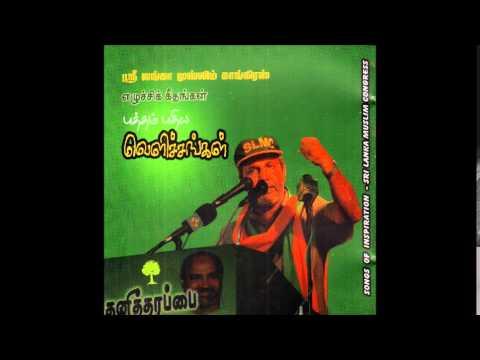 புத்தம் புதிய வெளிச்சங்கள் (Sri Lanka Muslim Congress) 8 - மரமொன்று நிழல்தேடி
