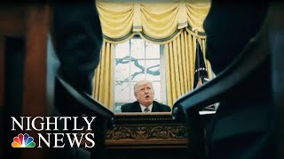 How Will President Donald Trump Respond To Robert Mueller Report? | NBC Nightly News - NBCNEWS