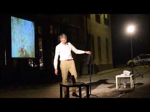 Gabriele Bazzi Berneri - Dante Sotto Le Stelle - Promo 2 Min