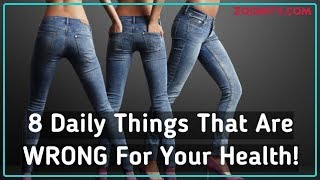 8 Daily Things WRONG For Your Health | Avoid These Things | Daily Health Care - ZOOMDEKHO