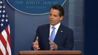 Scaramucci on WH briefing: 'put the cameras on' - CNN