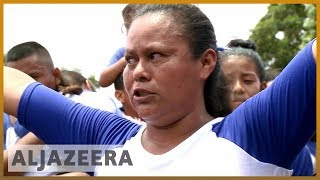 🇳🇮 Nicaragua unrest: Marchers demand justice for victims | Al Jazeera English - ALJAZEERAENGLISH