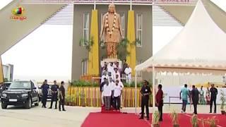 PM Modi Inaugurates A New Market Yard of APMC In Amreli | Gujarat | Mango News - MANGONEWS
