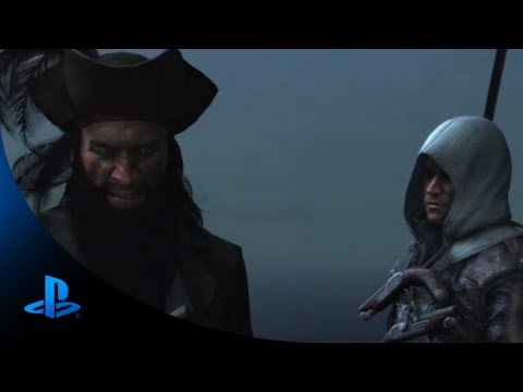 Assassin's Creed IV: Black Flag - E3 Gameplay Trailer | E3 2013