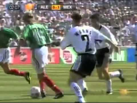 The Best Moments/Goals of Mexico National Soccer Team