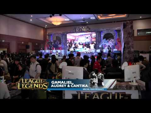 Indonesia Game show 2013 day 2