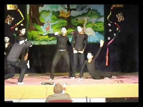 Mime Show on Effects of Mobile Phone