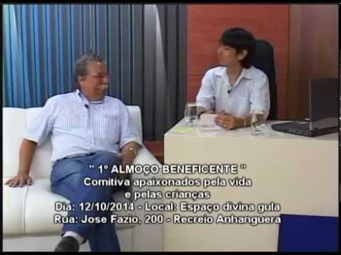 Entrando na Mente - 13/10/2014 - Entrevista com Adair Amorim (Cantinho do Céu)