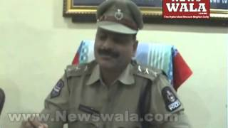 Shan Inayath Gung police seized Rs 25 Lakhs worth crackers being sold without license - THENEWSWALA