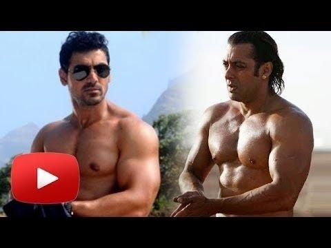 Salman Khan and John Abraham Face Off With film Gama Pehlwan