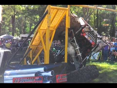 Speedy Mobile NSW - Tuff Truck 2012 Travel Ramp