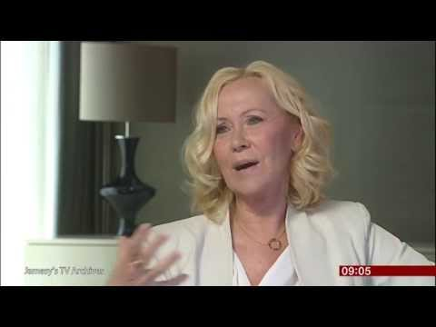 Agnetha Fältskog BBC Breakfast Interview - May 2013