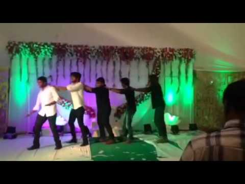 Fun Dance in SIS Mehandi