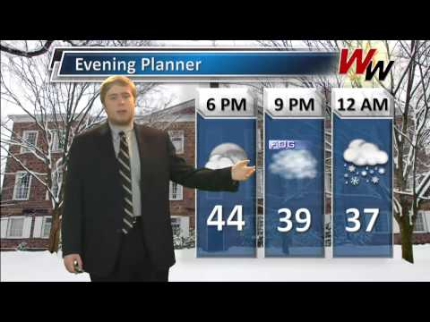03/08 Saturday Afternoon Forecast
