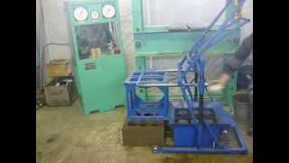 Станки для производства шлакоблок керамзитоблоков