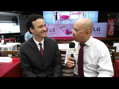 Entrevista al Sr. Strothers Gerente de Marca LG