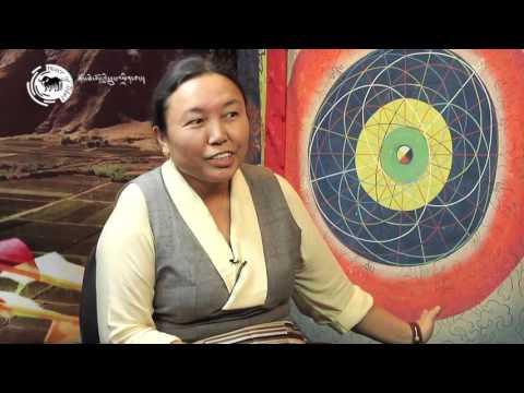 Women of Tibet: First Tibetan women astrologer in exile Tsering Choezom
