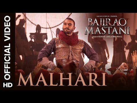 Malhari Official Video Song   Bajirao Mastani