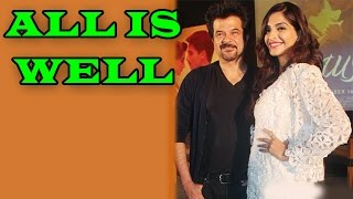 Sonam Kapoor's father Anil Kapoor talks about her health