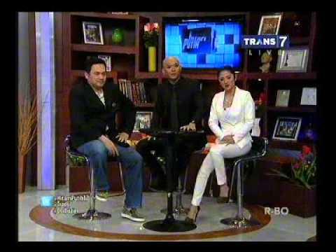 Farhat Abbas Adu Mulut dengan DP (dewi Persik)) di Hitam Putih Trans TV [Heboh]