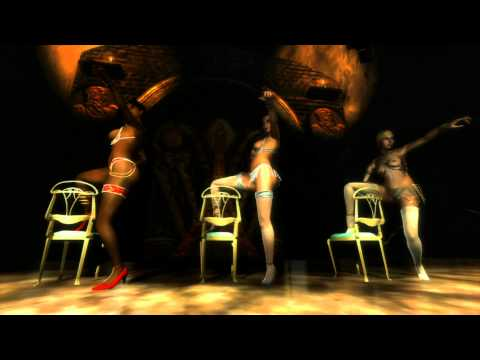 The Saboteur: Burlesque Danceshow
