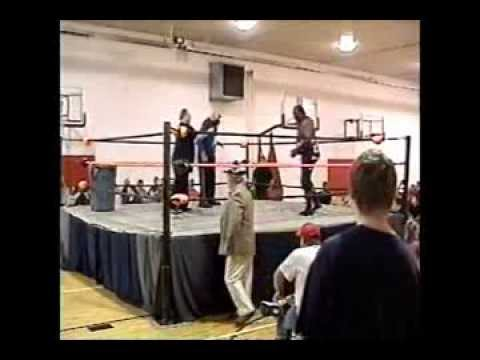 Ox Baker W/Percival A. Friend VS Bobo Brazil Jr. (loser goes in a trash can) (12/21/13)