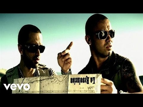 Wisin & Yandel Abusadora