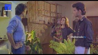 Funny Amala comedy scene from Aagraham movie - MALLEMALATV