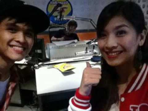 Jamich on Wanted Sweetheart with Papa Dan 97.1 ls