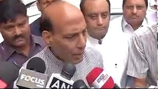 PM stands by Home Minister in controversy over his son - NDTVINDIA