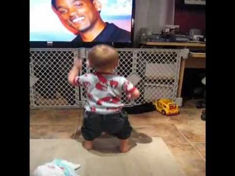 Funny dancing baby - Gettin Jiggy with it - Will Smith