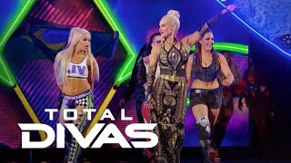 """Total Divas"" Team Up For Women's WrestleMania 