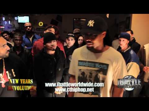iBattle Worldwide Presents: Derico vs Park City
