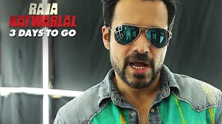 Raja Natwarlal - 3 Days To Go | Releasing - August 29 - UTVMOTIONPICTURES