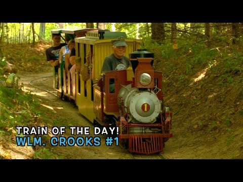 Train Of the Day: William Crooks #1