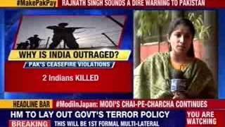 Rajnath Singh to Lay out government Anti-terror policy at SAARC - NEWSXLIVE