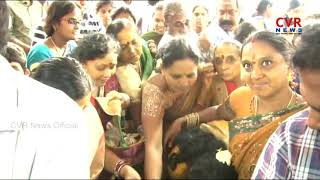 Karthika Maasam Last Monday Today | Heavy Devotees in Shiva Temples | Andhra Pradesh | CVR NEWS - CVRNEWSOFFICIAL