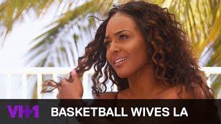 Basketball Wives LA   Tami Roman Argues With Malaysia Pargo & Brandi Maxiell   VH1 - VH1