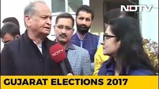 चुनावी नतीजों पर अशोक गहलोत से NDTV की खास बातचीत - NDTVINDIA