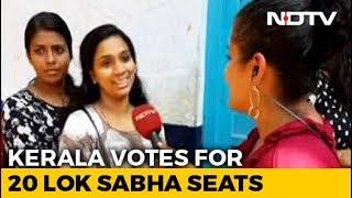 All 20 Kerala Lok Sabha Seats Go To Polls, Sabarimala Takes Centrestage - NDTV
